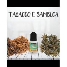 AROMA TABACCO E SAMBUCA10ML MR.TOBACCO - SVAPONEXT