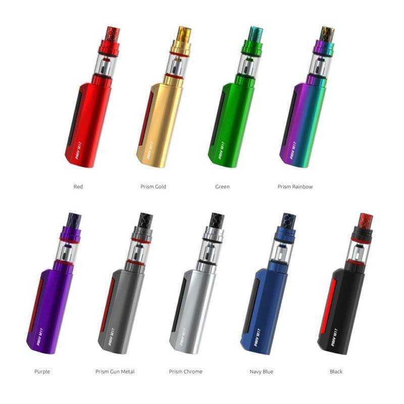 KIT PRIV M17 1200mAh - SMOK