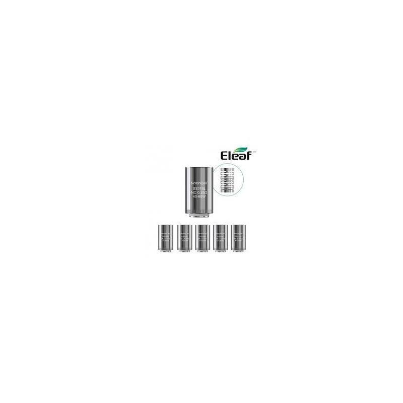 COIL NOTCH 0.25 OHM (5PCS) - JOYETECH