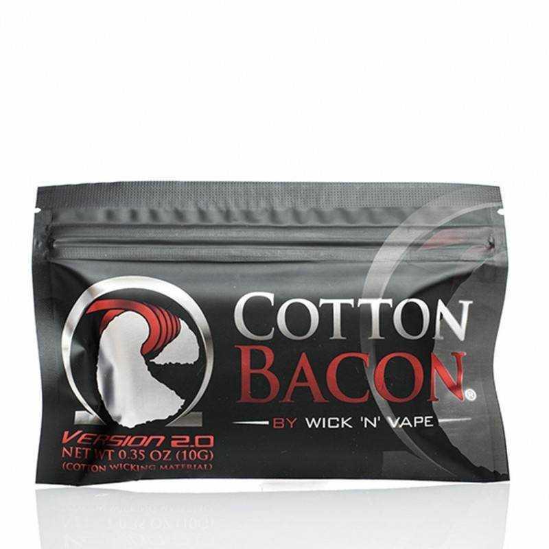 COTTON BACON V2 - WICK N VAPE