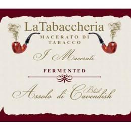AROMI LA TABACCHERIA 10ML -MACERATO - ASSOLO DI BLACK CAVENDISH