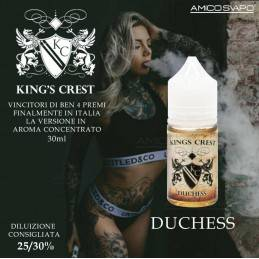 DUCHESS CONCENTRATO 30ML - KING CREST