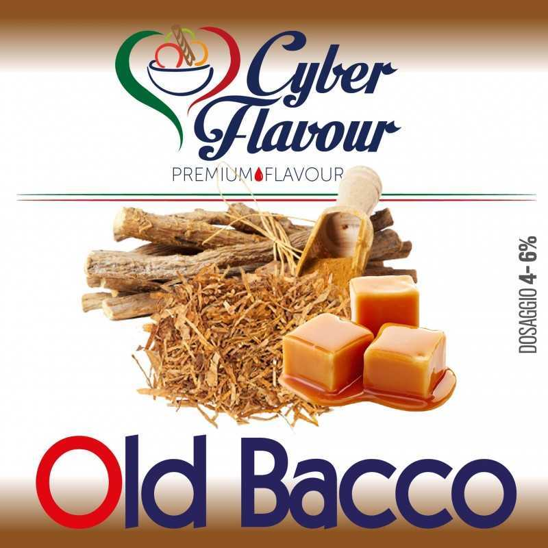 AROMA 10ML CYBER FLAVOUR OLD BACCO