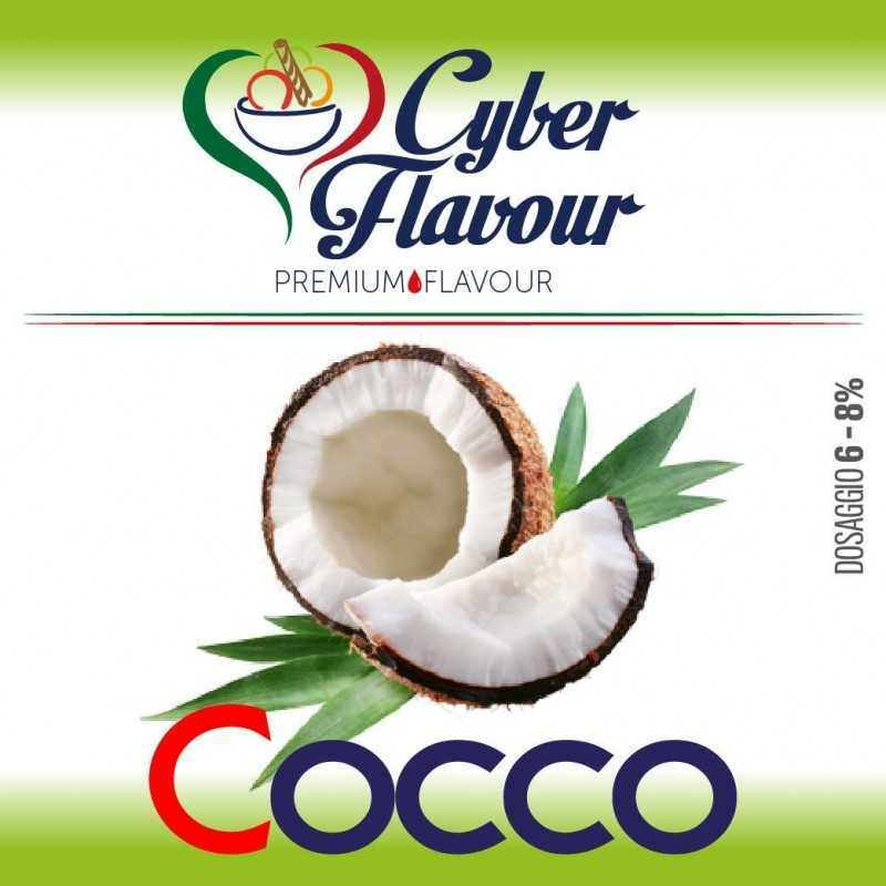 AROMA 10ML CYBER FLAVOUR COCCO