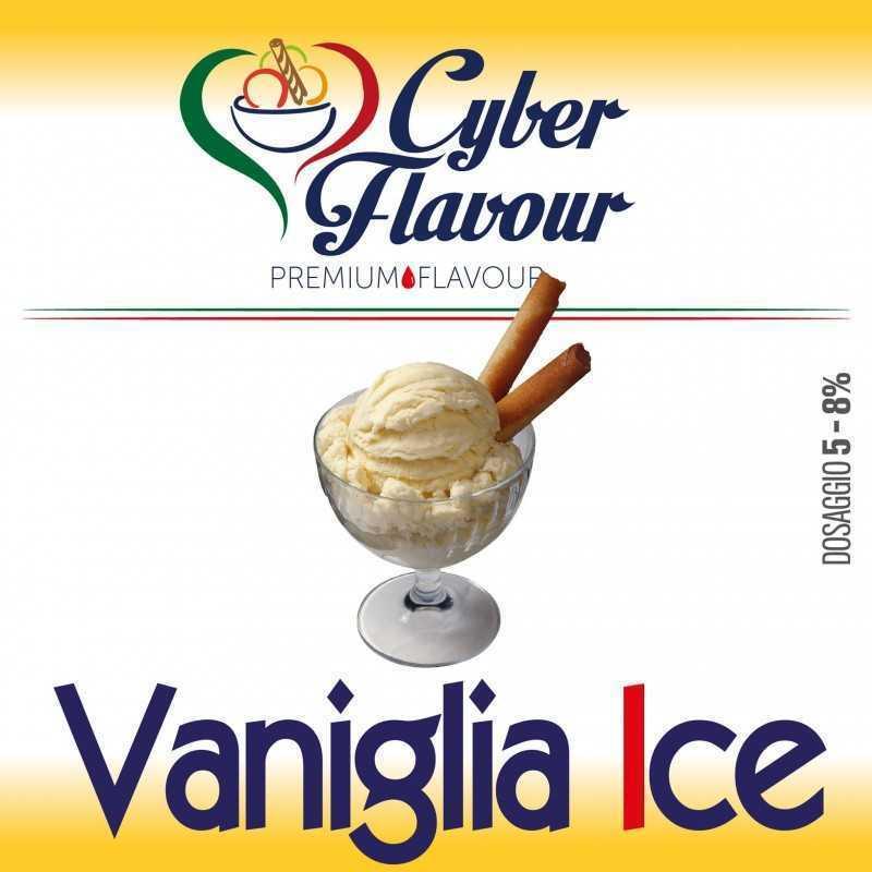 AROMA 10ML CYBER FLAVOUR VANIGLIA ICE