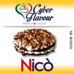 AROMA 10ML CYBER FLAVOUR NICO'