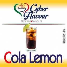 AROMA 10ML CYBER FLAVOUR COLA LEMON