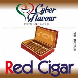 AROMA 10ML CYBER FLAVOUR RED CIGAR