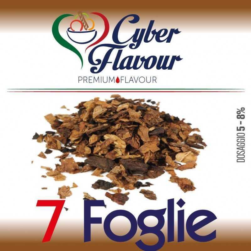AROMA 10ML CYBER FLAVOUR 7 FOGLIE