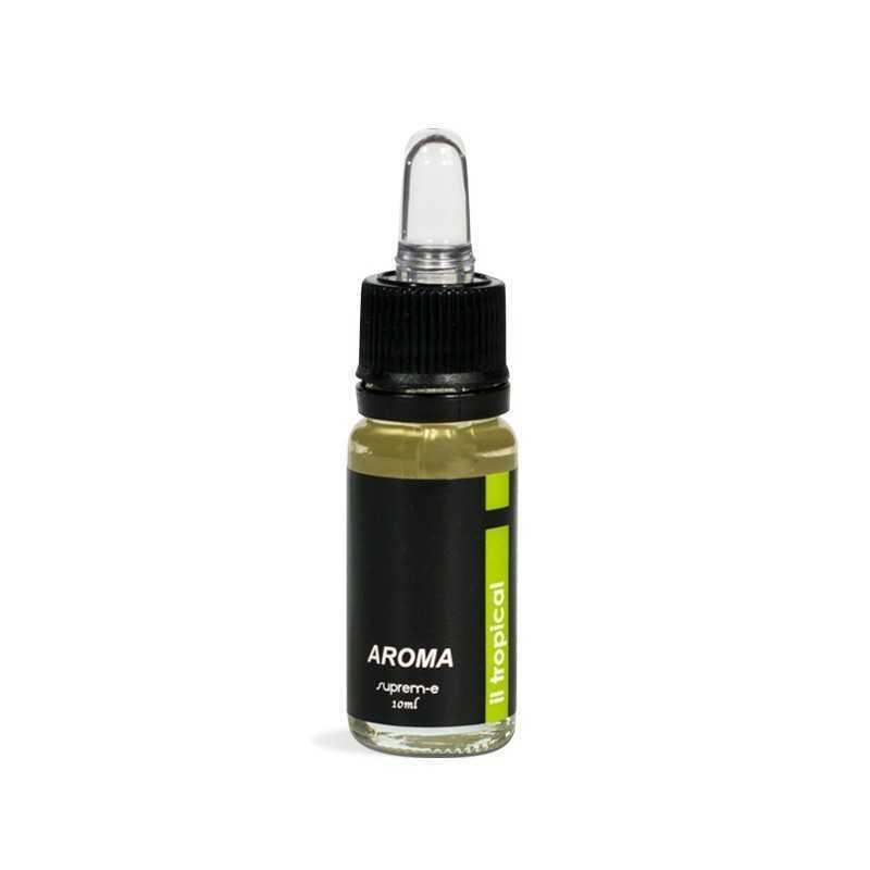 AROMA 10ML SUPREM-E TROPICAL - BLACK LINE