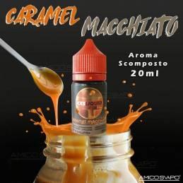 CARAMEL MACCHIATO AROMASCOMPOSTO 20ML - KXS