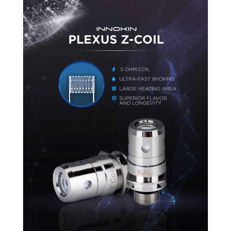 ZENITH PLEXUS COIL 0.5 OHM (5PCS) - INNOKIN