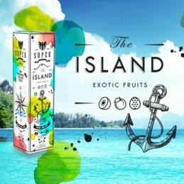 THE ISLAND CONCENTRATO 20ML - SUPERFLAVOR