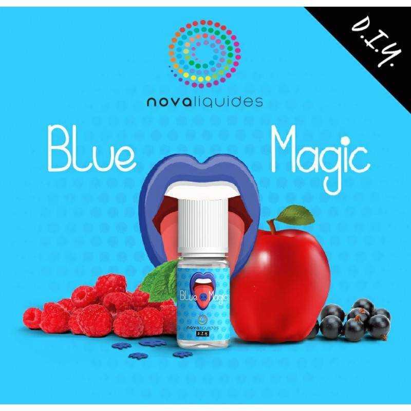 AROMA 10ML NOVA LIQUIDES BLUE MAGIC
