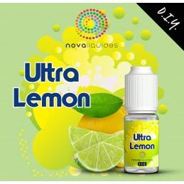 AROMA 10ML NOVA LIQUIDES ULTRA LEMON 10ML