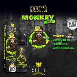 MONKEY CONCENTRATO 20MLFT.SVAPOBATTLE - SUPERFLAVOR