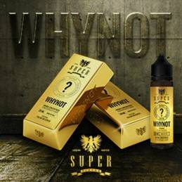 WHYNOT CONCENTRATO 20ML- SUPERFLAVOR