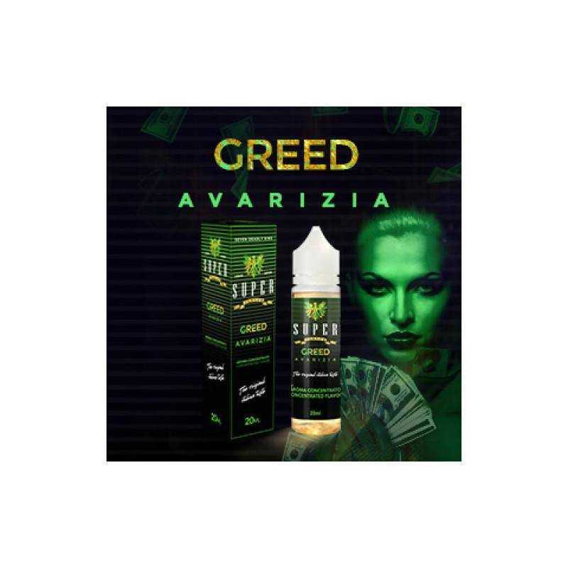 GREED CONCENTRATO 20ML - SUPERFLAVOR