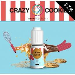 AROMA 10ML NOVA LIQUIDES CRAZY COOKIE