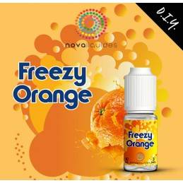 AROMA 10ML NOVA LIQUIDES FREEZY ORANGE