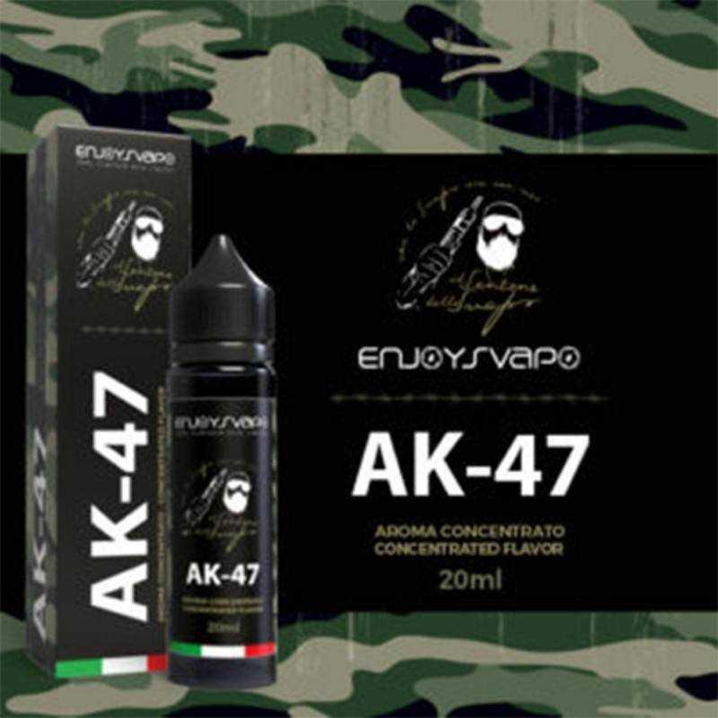 AK-47 CONCENTRATO 20ML - IL SANTONE DELLO SVAPO