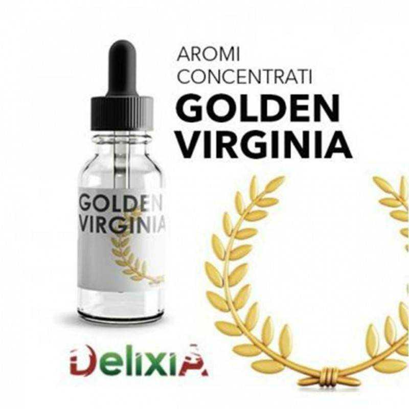 AROMA DELIXIA 10ML GOLDEN VIRGINIA