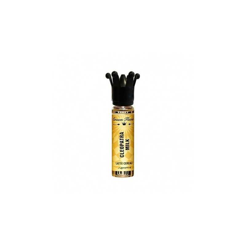 AROMA 15ML SUPREM-E CLEOPATRA MILK - CROWN FLAVOR