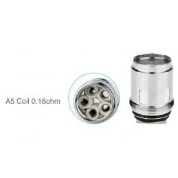 COIL ATHOS A5 (0.16 ohm) 5pcs - ASPIRE