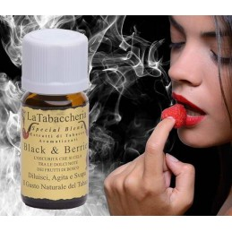 AROMI LA TABACCHERIA 10ML SPECIAL BLEND BLACK & BERRIES