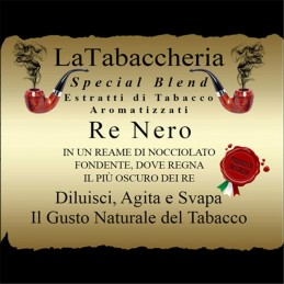 AROMI LA TABACCHERIA 10ML SPECIAL BLEND RE NERO