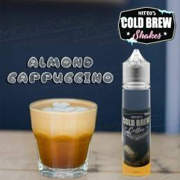 AROMA SCOMPOSTO ALMOND CAPPUCCINO - 20ml - COLD BREW