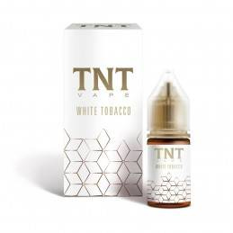 AROMA TNT COLORS WHITE TOBACCO 10ML - TNT VAPE