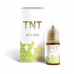 AROMA TNT COLORS MELA VERDE 10ML - TNT VAPE