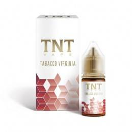 AROMA TNT COLORS TABACCO VIRGINIA 10ML - TNT VAPE