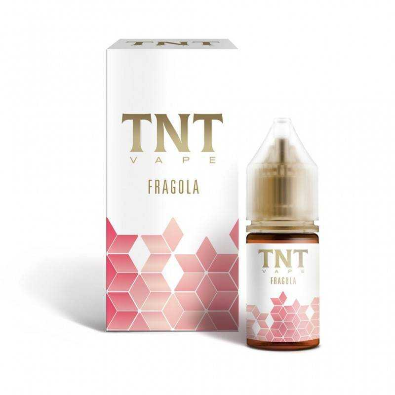 AROMA TNT COLORS FRAGOLA 10ML - TNT VAPE