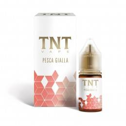 AROMA TNT COLORS PESCA GIALLA 10ML - TNT VAPE