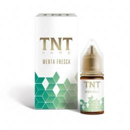 AROMA TNT COLORS MENTA FRESCA 10ML - TNT VAPE