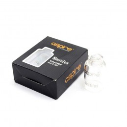 GLASS TUBE NAUTILUS BIG(5ML) - ASPIRE