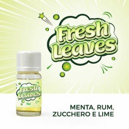 AROMI FRESH LEAVES 10ML- SUPER FLAVOR