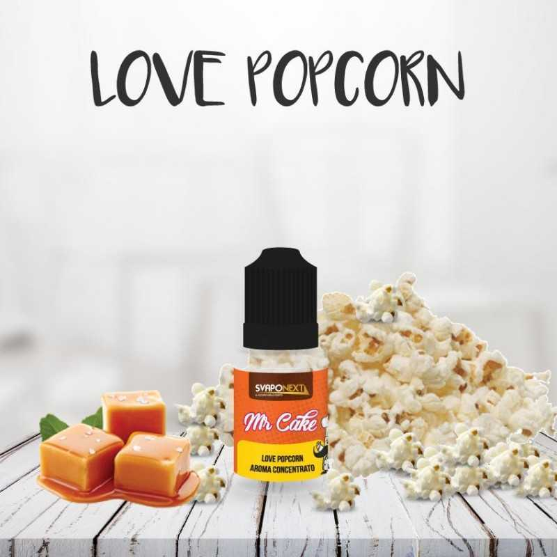 AROMA LOVE POPCORN 10MLMR.CAKE - SVAPONEXT