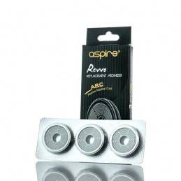 COIL REVVO ARC 0.1-0.14OHM (3pcs) - ASPIRE