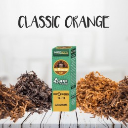 CLASSIC ORANGE 10+10 MLMIX SERIES MR.TOBACCO - SVAPONEXT