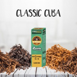 CLASSIC CUBA 10+10 ML MIX SERIES MR.TOBACCO - SVAPONEXT