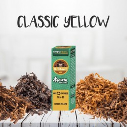 CLASSIC YELLOW 10+10 MLMIX SERIES MR.TOBACCO - SVAPONEXT