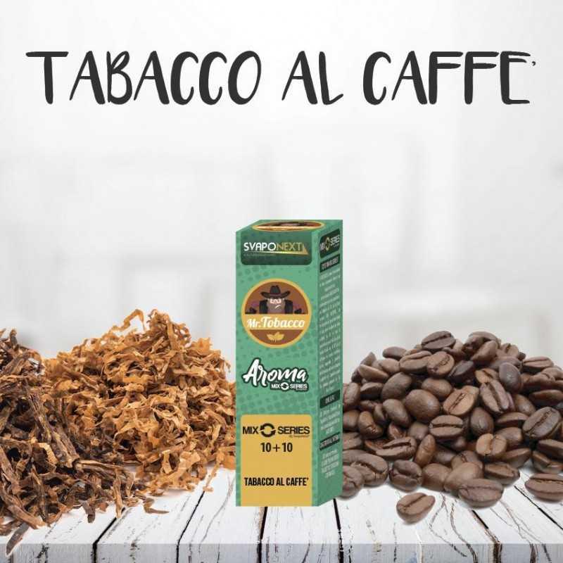 TABACCO AL CAFFE 10+10 ML MIX SERIES MR.TOBACCO - SVAPONEXT