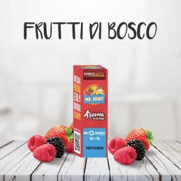 FRUTTI DI BOSCO 10+10 ML MIX SERIES MR.FRUIT - SVAPONEXT