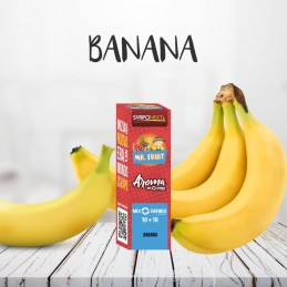 BANANA 10+10 ML MIX SERIES MR.FRUIT - SVAPONEXT