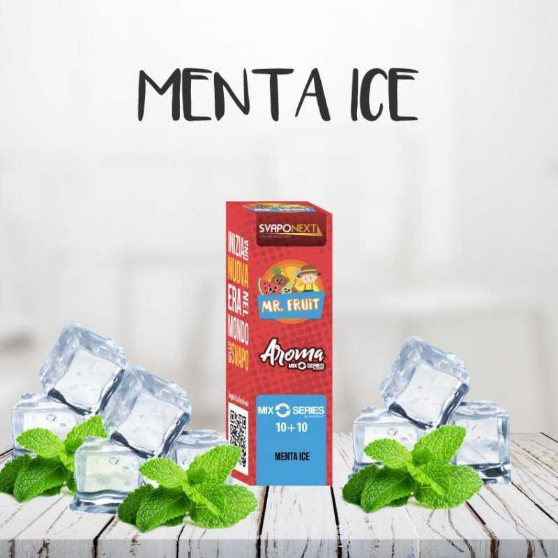 MENTA ICE 10+10 ML MIX SERIES MR.FRUIT - SVAPONEXT