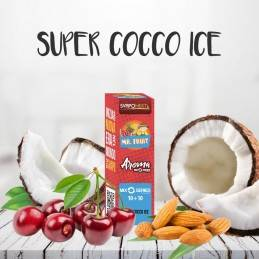 SUPER COCCO ICE 10+10 ML MIX SERIES MR.FRUIT - SVAPONEXT