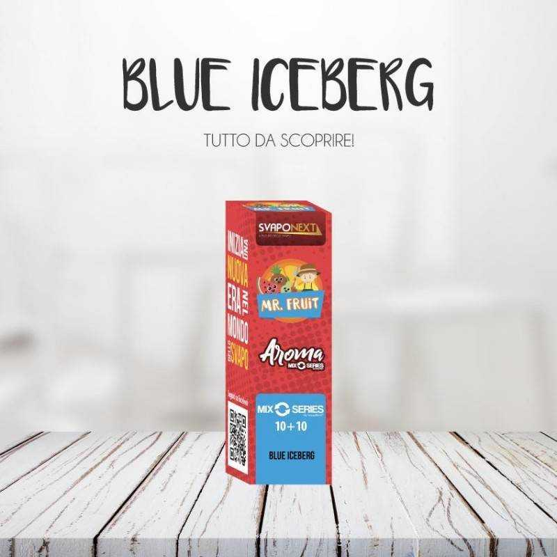BLUE ICEBERG 10+10 ML MIX SERIES MR.FRUIT - SVAPONEXT